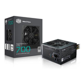 Cooler Master 700W ATX Power Supply - MasterWatt Lite - (Active PFC/80 PLUS White)
