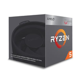 AMD Ryzen 5 2400G Retail Wraith Stealth - (AM4/Quad Core/3.60GHz/2MB/65W/Radeon Vega)