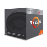 AMD Ryzen 3 2200G Retail Wraith Stealth - (AM4/Quad Core/3.50GHz/2MB/65W/Radeon Vega)
