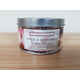 Apple and Cinnamon scented Candle 24hrs Burn Time From The Candle Company