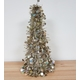 Table Top Christmas Tree Cone Gold Colour approx, 35cm high