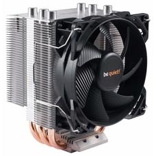 Be Quiet! BK008 Pure Rock Slim CPU Heatsink & Fan, Intel & AMD Sockets, 92mm PWM Fan