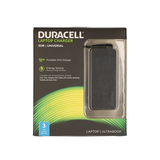 DRAC6506-UK Duracell 65W Universal AC Adapter