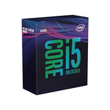 Intel Core i5-9600K Retail - (1151/6 Core/3.10GHz/9MB/Coffee Lake/95W/Graphics)