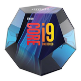 Intel Core i9-9900K Retail - (1151/8 Core/3.60GHz/16MB/Coffee Lake/95W/Graphics)
