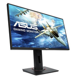"ASUS VG258QR 24.5"" Widescreen TN LED Black Multimedia Monitor (1920x1080/1ms/HDMI/DP/DVI)"