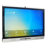 """Newline Trutouch 86"""" Widescreen LED Silver Multimedia Interactive Display (3840x2160/8ms/HDMI/DP/Touchscreen/Wi-Fi/Camera)"""