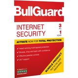Bullguard Internet Security 2019 - 1 Year / 3 Windows PCs - Attach Soft Box