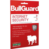 Bullguard Internet Security 2019 - 1 Year / 3 Device - Retail