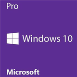 Microsoft Windows 10 Professional Refurbisher 64-bit English 3 Pack