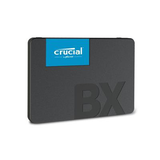 "Crucial 240GB Serial 2.5"" Solid State Drive BX500 (S-ATA/600)"