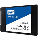 """Western Digital 500GB Serial 2.5"""" Solid State Drive WD Blue (S-ATA/600)"""