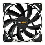 Be Quiet! Pure Wings 2 12cm Case Fan, Rifle Bearing, Black, Ultra Quiet