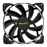Be Quiet! Pure Wings 2 8cm Case Fan, Rifle Bearing, Black, Ultra Quiet