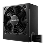 Be Quiet! 600W System Power 9 PSU, 80+ Bronze, Dual 12V, Cont. Power
