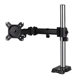 Arctic Z1 Gen 3 Single Monitor Arm with 4-Port USB 2.0 Hub, up to 43 Monitors / 49 Ultrawide