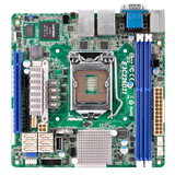 Asrock Rack Server Board, Intel C226, 1150, Mini ITX, Dual GB LAN, IPMI
