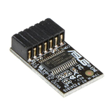 Asus (TPM-M R2.0) TPM Module, 14-1 TPM Header, Securely Stores Keys, Data, Passwords & Digital Certificates