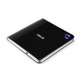Asus (SBW-06D5H-U) Ultra-slim External Blu-Ray Writer, 6x, USB 3.1 A/C, M-DISC Support, Cyberlink Power2Go 8