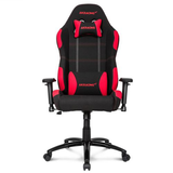 AKRacing Core Series EX Gaming Chair, Black & Red, 5/10 Year Warranty