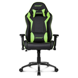 AKRacing Core Series SX Gaming Chair, Black & Green, 5/10 Year Warranty