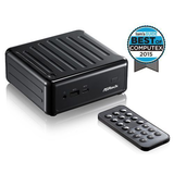 Asrock N3010-NUC BeeBox Barebone PC, Intel N3010, AC Wireless, Btooth, USB3.1 Type-C, Remote, No RAM, HDD or O/S