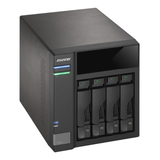 ASUSTOR 4-Bay NAS Storage Capacity Expander, USB 3.0, Power Sync, Hot Swap, RAID, AES 256-bit Encryption