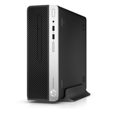 HP 400 G5 SFF PC, i3-8100, 8GB, 256GB SSD, DVDRW, Windows 10 Pro, 1 Year on-site