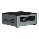 Intel NUC6CAYS Arches Canyon NUC PC, Quad Core Celeron J3455, 2GB DDR3, 32GB, Wi-Fi, Bluetooth, VESA, Windows 10  Home