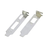 Palit Low Profile Graphics Card Brackets (x2), 1 for VGA, 1 for HDMI & DVI