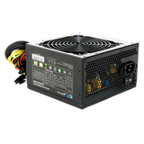 Pulse Power Plus 500W PSU, ATX 12V, 80PLUS Bronze & ErP, 4 x SATA, PCIe, Fluid Dynamic Fan