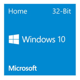 Microsoft Windows 10 Home ** 32-bit ** OEM DVD Single Copy