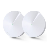 TP-LINK (DECO P7) Whole-Home Hybrid Mesh Wi-Fi System with Powerline, 2 Pack, Dual Band AC1300 + AV600