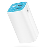 TP-LINK (TL-PB10400) 10400mAh Power Bank, Dual 5V USB, Flashlight