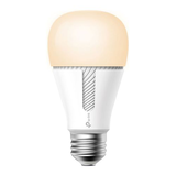 TP-LINK (KL110) Kasa Wi-Fi LED Smart Light Bulb, Dimmable, App/Voice Control, Energy Saving, Screw Fitting (Bayonet Adapter Included)
