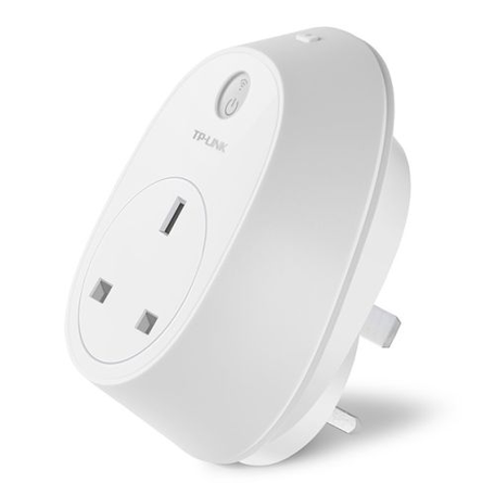 TP-LINK (HS110 V2.0) Wi-Fi Smart Plug with Energy Monitoring, Remote Access, Scheduling, Away Mode, Amazon Echo