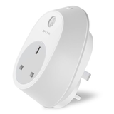 TP-LINK (HS100) Kasa Wi-Fi Smart Plug, Remote Access, Scheduling, Away Mode, Amazon Echo