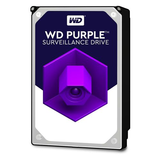 WD 3.5, 4TB, SATA3, Purple Surveillance Hard Drive, 5400RPM, 64MB Cache
