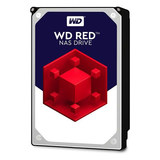 WD 3.5, 6TB, SATA3, Red Series NAS Hard Drive, 5400RPM, 64MB Cache