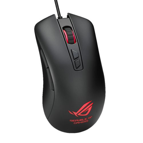 Asus ROG Harrier GT300 Optical Gaming Mouse, 50-7200 DPI, 2-way DPI Switch, Omron Switches, RGB LED