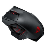 Asus ROG Spatha Gaming Mouse, Wired/Wireless, 8200 DPI, 12 Programmable Buttons, RGB LED, ROG