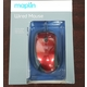 Maplin Wired USB Full Size Mouse - Red