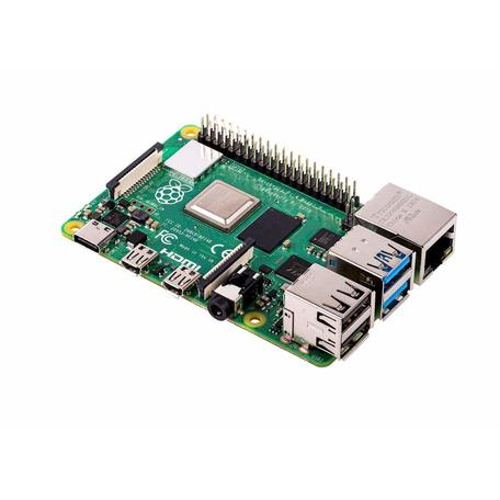 Raspberry Pi 4 Model B Quad Core 1.5GHz 2GB RAM 2.4Ghz WiFi & Bluetooth 5.0