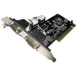 PCIe Controller Card 2 Port Serial Rs232