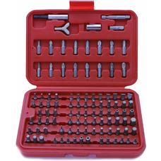 Rolson 30959 All Purpose Tool kit CV Power Bit Set - 100 Pieces
